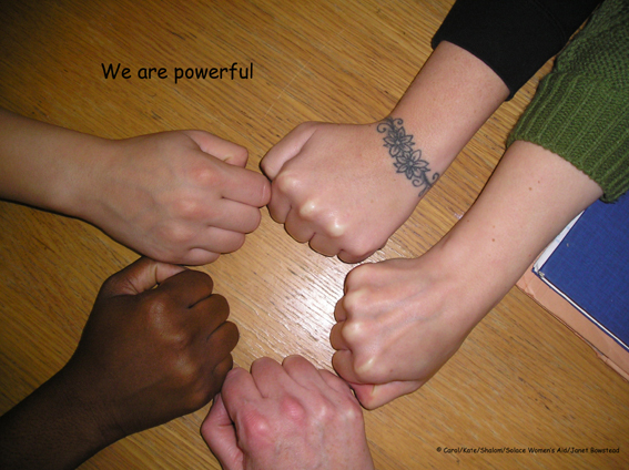 We are powerful